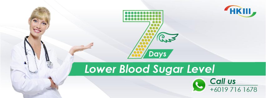 7 Days Lower Blood Sugar Level